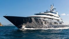 Solandge 'super yacht' may be worth the $1 million per week pricetag - Houston Chronicle