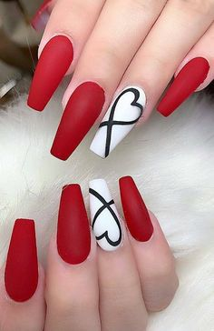 nail art designs for spring ; nail art designs for winter ; nail art designs with glitter ; nail art designs with rhinestones Ongles Or Rose, Hot Nail Designs, Cute Summer Nails, Red Summer Nails, Best Acrylic Nails, Cute Nail Art, Hot Nails, Trendy Nails, Design Ideas