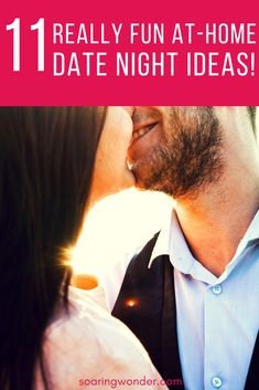 From romantic to funny, adventurous and delicious, these date nights are great for couples, married or dating!