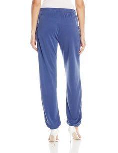 BCBGMAXAZRIA Women's Lance Draped Pocket Sweatpant: Clothing