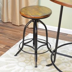 Adjustable Ryder Stool - Overstock™ Shopping - Great Deals on Bar Stools