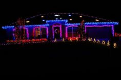 Orlando christmas light displays and best christmas light displays