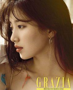 Suzy shows off well-balanced harmony of innocence and sensuous beauty Korean Beauty, Asian Beauty, Miss A Suzy, Bae Suzy, Stunningly Beautiful, Beautiful Asian Girls, Beautiful Women, Pretty Girls, Asian Woman