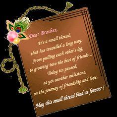 Raksha Bandhan | Raksha Bandhan SMS, Quotes, Poems, Greetings & Much More india ...