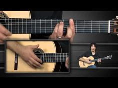 Rumba Flamenca: Basic Right Hand Moves - YouTube