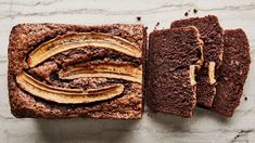 Blackout Chocolate Banana Bread Recipe | Bon Appetit