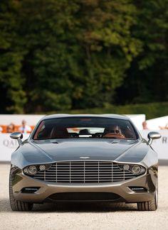 Visit The MACHINE Shop Café... ❤ The Best of Aston Martin... ❤ (Aston Martin Lagonda Coupé)
