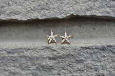 Handmade Starfish Earrings by EvescandyShop on Etsy, $22.80  You can also find them on my website www.evescandy.com!