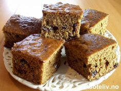 Recipe Boards, Something Sweet, No Bake Cake, Banana Bread, Cake Recipes, Food And Drink, Sweets, Baking, Desserts