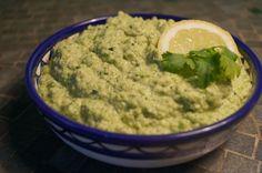 broccoli raw dip