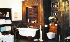 Warme Rustieke Badkamer : Beste afbeeldingen van warme badkamer bathroom restroom