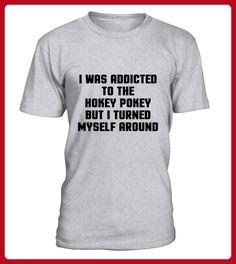 Addicted Hockey Pokey - Hockey shirts (*Partner-Link)