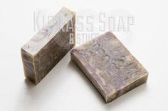 Lavender Luxe Soap by KickassSoap on Etsy