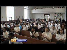 Oldest African-American Catholic school still brings faith - YouTube