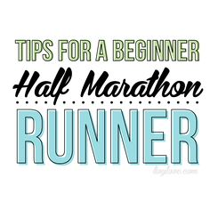 Tips for a Beginner Half Marathon Runner - Livy Love Like for one day...way down the road