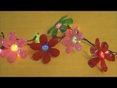 Recycle : Plastic Drinking water Bottle Flowers - Diy - http://www.freecycleusa.com/recycle-plastic-drinking-water-bottle-flowers-diy/