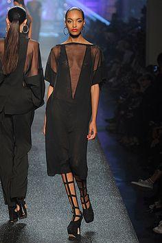 Spring Summer 2013, Jean Paul Gaultier, Paris Fashion Week, Sade