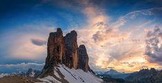 Tre Cime di Lavaredo by Janne Kahila on 500px