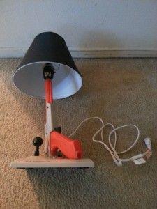 Nintendo Advantage Controller Light Gun Desk Lamp  5
