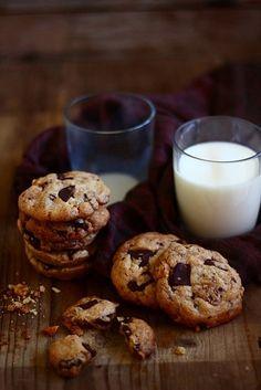 Cookies ciocco&noci