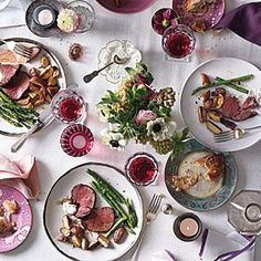 The Amazing One-Hour Dinner Party | Wine Suggestions |  #quick #dinner #ideas