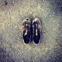 Done (180, trails, hills, easy) #axslz #running #trail #salomon #unitedrunners