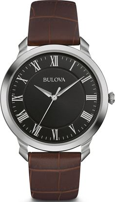 @bulova Watch Dress Mens #2015-2016-sale #add-content #bezel-fixed #black-friday-special #bracelet-strap-leather #brand-bulova #case-depth-6-3mm #case-material-steel #case-width-41mm #comparison #delivery-timescale-1-2-weeks #dial-colour-black #fashion #gender-mens #movement-quartz-battery #new-product-yes #official-stockist-for-bulova-watches #packaging-bulova-watch-packaging #sale-item-yes #style-dress #subcat-dress #supplier-model-no-96a184 #vip-exclusive…