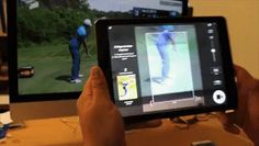 leaves other in the Dust Golf Swing Analyzer, Bald Heads, Golf Training, Golf Clubs, Improve Yourself, Profile, Positivity, Leaves, App