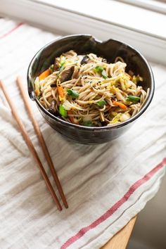 Produce On Parade - The Best Vegetable Chow Mein