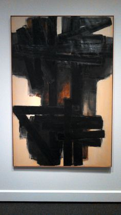 Franz Kline Paintings, plastic arts, visual arts, art, abstract expressionism