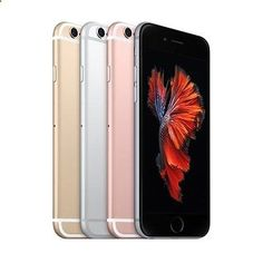 [$269.99 save 62%] Apple iPhone 6S 16GB Factory Unlocked 4G LTE 12MP Camera iOS WiFi Smartphone #LavaHot www.lavahotdeals....