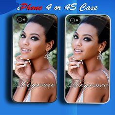 Best Beyonce Makeup Custom iPhone 4 or 4S Case Cover