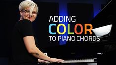 Adding Color To Simple Piano Chords (Piano Lesson) Easy Piano, Simple Piano, Piano Lessons, Music Lessons, Boogie Piano, Piano Teaching, Learning Piano, Keyboard Lessons, Music Writing