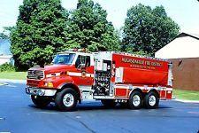 Hughsonville, NY FD Tanker 4532 - 2003 Sterling New Lexington Tanker.