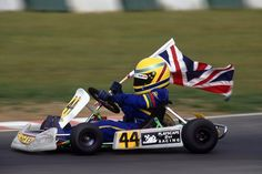 Like many drivers, Lewis Hamilton has chosen a number he used during his karting days. Fernando Alonso, Daniel Ricciardo, Sebastian Vettel, Jean-Eric Vergne and Esteban Gutierrez have also picked numbers from their early days.
