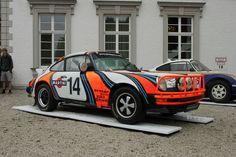 1978 Porsche 911 SC Safari