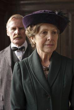 Richobel. Isobel Crawley & Dr. Richard Clarkson.