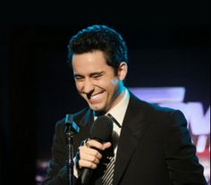 """Actor-singer John Lloyd Young on Tavis Smiley show: talks about playing Frankie Valli in Jersey Boys - and performs """"Can't Take My Eyes Off Of You"""""""