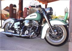 1975 harley davidson   1975 HARLEY-DAVIDSON FLH MOTORCYCLE