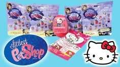 www.youtube.com/user/disneytoybox?sub_confirmation=1 We open Littlest Pet Shop Blind Bags, Our First LPS Blind Bags,Hello Kitty Surprise Egg, and Blind Bag.