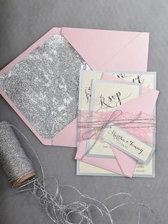 WEDDING INVITATIONS glitter 004/gls/z