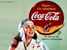 Classic Coke Ad