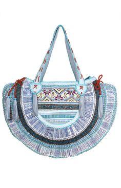 ♥ this bag! Via World Family Ibiza
