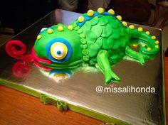 Lizard Cake                                                                                                                                                      More
