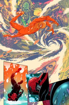 images from Superior Spider-Man #32