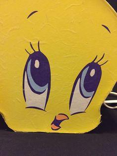 Tweety Bird Lamp Baby Looney Tunes Warner Bros. 2000 Works Great    eBay