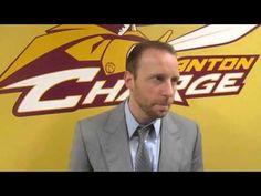 POSTGAME: Canton Charge Head Coach Steve Hetzel (12/14/13)