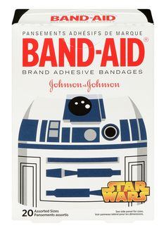 Discover our collection of kids BAND-AID® products to cover and protect minor wounds, featuring fun graphics including Hello Kitty™, Star Wars, Doc McStuffins™ and more. Best Gifts For Men, Cool Gifts, Gifts For Him, Star Wars Droids, Perfect Gift For Him, Star Wars Gifts, Band Aid, Vintage Toys, Must Haves