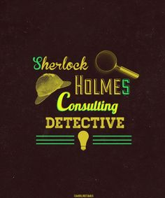 sherlock holmes quotes | Sherlock Holmes Consulting Detective