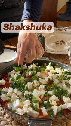 Healthy Dishes, Healthy Salad Recipes, Quick Recipes, Quick Easy Meals, Gluten Free Recipes, Vegetarian Recipes, Clean Eating Recipes, Healthy Eating, Savory Snacks